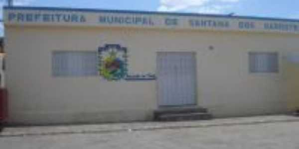 Santana dos grarrotes , Por Isaac Araujo