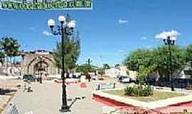 Santarém - Imagem da praça