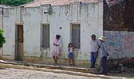 Santo André - Casa típica do lugar