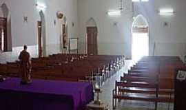 Santo André - Interior da Igreja Matriz