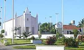 São Domingos de Pombal - Capela  em São Domingos de Pombal-Foto:Evandro Queiroga