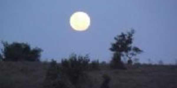 Lua, do luar do meu sertao, Por Edmilson Garcia