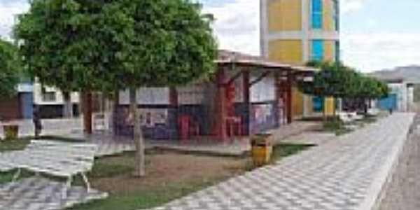 Praça principal