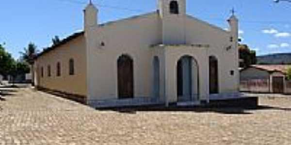 Igreja Católica em Caripare-Foto:uoston bomfim