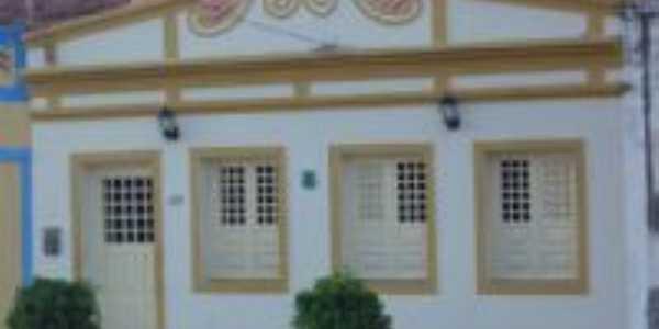 Casa Paroquial, Por meegan Lucena Freíre