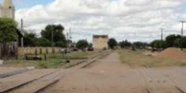 Rua Luiz Quezado, POR LAMARTINE NOBRE