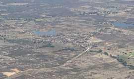 S�o Jos� da Lagoa Tapada - S�o Jos� da Lagoa Tapada-PB-Vista a�rea da cidade e regi�o-Foto:JAILSON LIMA