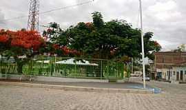São José da Mata - São José da Mata-PB-Centro da cidade-Foto:Facebook