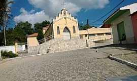 São José da Mata - São José da Mata-PB-Igreja Matriz-Foto:Facebook