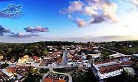 São José da Mata - São José da Mata-PB-Vista parcial da cidade-Foto:Alan Lima