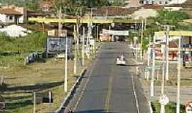 São José de Piranhas - Estrada