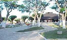 São José de Piranhas - A Praça