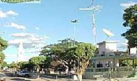 São José de Piranhas - Igreja e Praça