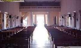 São José de Piranhas - Interior da Igreja 2