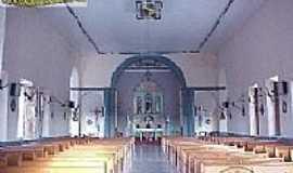 São José de Piranhas - Interior da Igreja