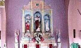 São José de Piranhas - O Altar