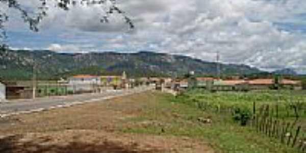 São José do Bonfim-Foto:magalhães jaime