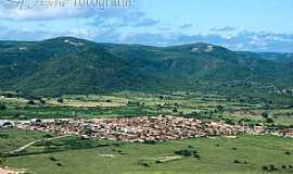 São José do Sabugi - São José do Sabugi-PB-Vista da cidade e região-Foto postada por:Lô Marques