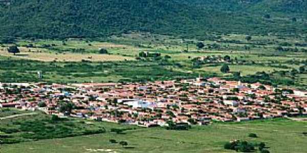 São José do Sabugi-PB-Vista da cidade-Fotopostada porLô Marques
