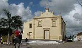São José dos Ramos - Igreja-Foto:CLOTILDE TAVARES