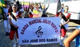 São José dos Ramos - Banda Marcial Júlio Ruffo, Por Emerson Brhitto