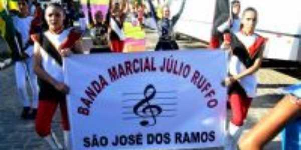 Banda Marcial Júlio Ruffo, Por Emerson Brhitto