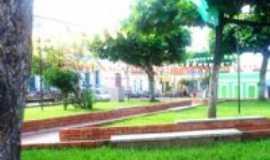 São Miguel de Taipú - Praça Elias Cavalcanti, Por fernando targino da cunha