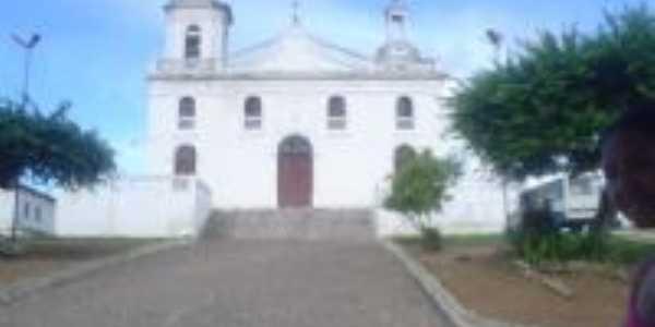 Igreja Matriz Nossa Senhora Rainha dos Anjos, Por fernando Targino