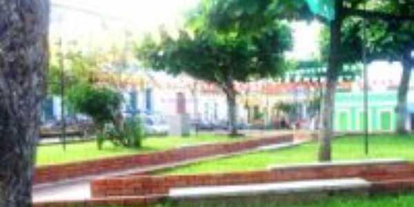 Praça Elias Cavalcanti, Por fernando targino da cunha