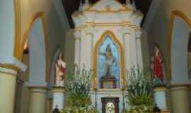 São Sebastião de Lagoa de Roca - igreja de s.s. lagoa de roça, Por inalsuir sales de farias