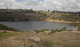 S�o Sebasti�o de Lagoa de Roca - A�ude-Foto: A.M. Liberato