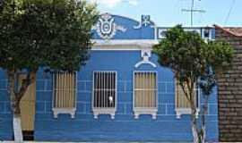 São Sebastião de Lagoa de Roca - Patrimônio Histórico em São Sebastião de Lagoa de Roca-PB-Foto:João Henrique Rosa