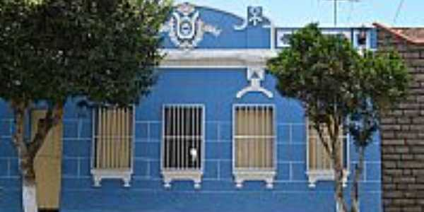 Patrimônio Histórico em São Sebastião de Lagoa de Roca-PB-Foto:João Henrique Rosa