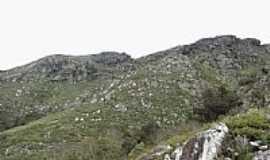 Carrapichel - Carrapichel-BA-Morro em Carrapichel-Foto:David Cordeiro