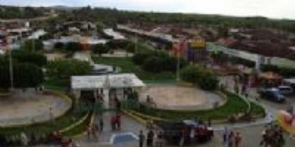 ATUAL PRAÇA DE SÃO SEBASTIÃO DO UMBUZEIRO, Por JOSÉ MILTON FAGUMNDES DE LIMA ( BLOG DO DIDI www.fagundeslima.blogspot.com