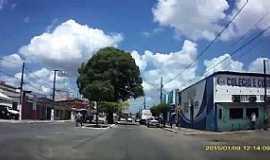 Sapé - Sapé-PB-Entrada da cidade-Foto: edson santos na br
