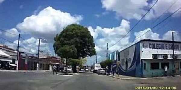 Sapé-PB-Entrada da cidade-Foto: edson santos na br