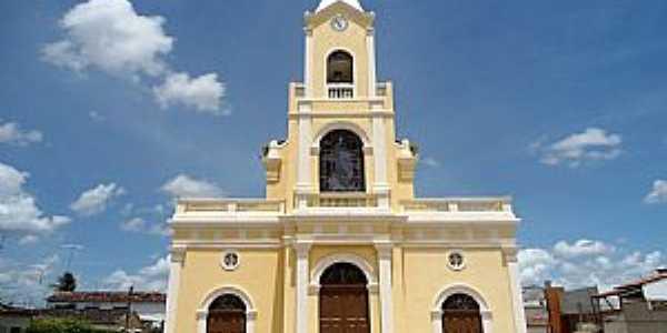 Sapé-PB-Paróquia de N.Sra.da Conceição-Foto:Paraíba Criativa