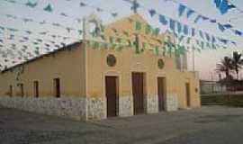 São Vicente do Seridó - Igreja de  São Vicente do Seridó-Foto:Raul Jr