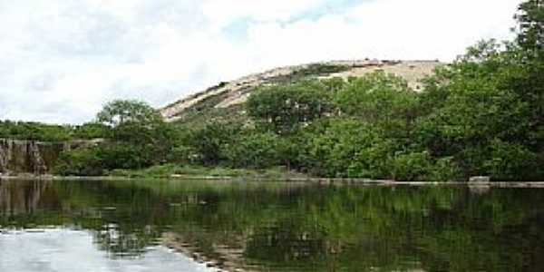 Serra Branca-PB-Lagoa Ref�gio da Serra-Foto:Andr� Mota