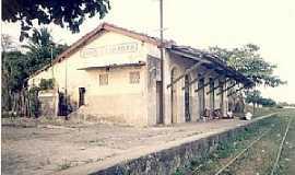 Serra da Raiz - Antiga Estação Ferroviária