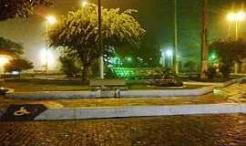 Serra da Raiz - Praça Iniguaçu, Centro
