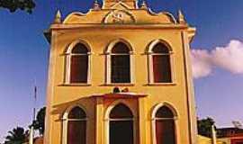 Serra da Raiz - Igreja Matriz Senhor do Bonfim