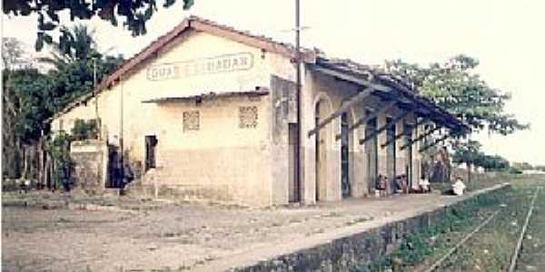 Antiga Estação Ferroviária