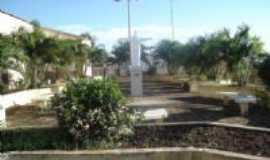 Serra Grande - Praça lateral da Igreja, Por Joé Radmarker Gomes Silva