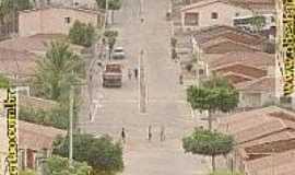Serra Grande - Ladeira da cidade