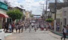 Serra Redonda - carnaval com maizena, Por Valéria Alves