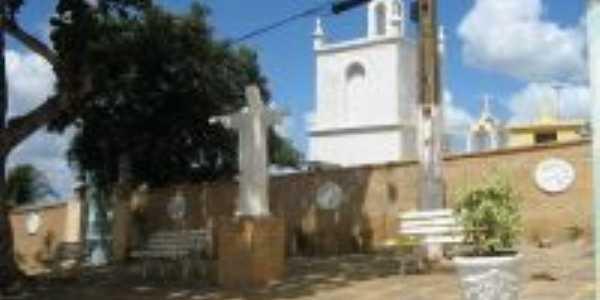 Cemitério de Serra Redonda, Por Valéria Alves