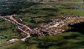 Sertãozinho - Vista panorâmica da cidade de Sertãozinho-Foto:rosachoqueeoutrascores.