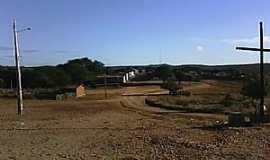 Casa Nova - Casa Nova-BA-Entrada do Povoado de Lagoa do Alegre-Foto:Adalberto Eletricista